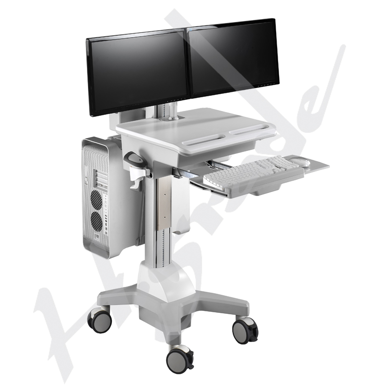Medical Mounting solution cart