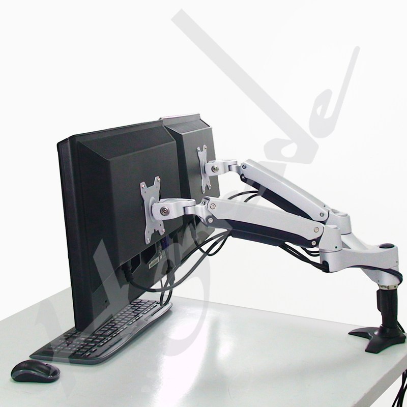 Ergonomic Spring Desk Monitor Stand