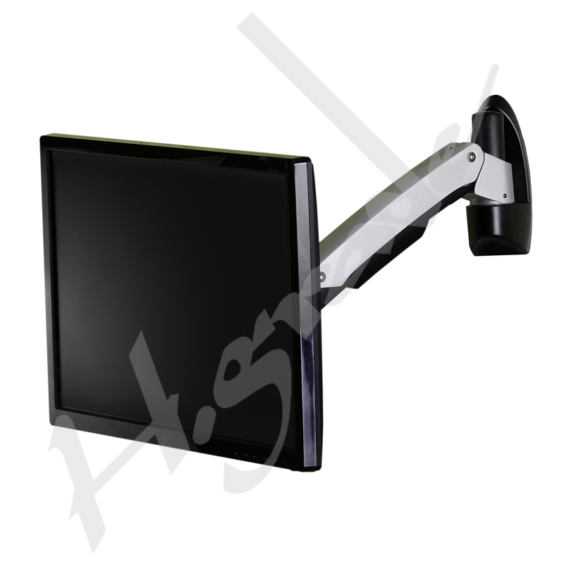 Spring Cantilever Ergonomic 24 inch Adjustable Monitor LCD Wall Mount