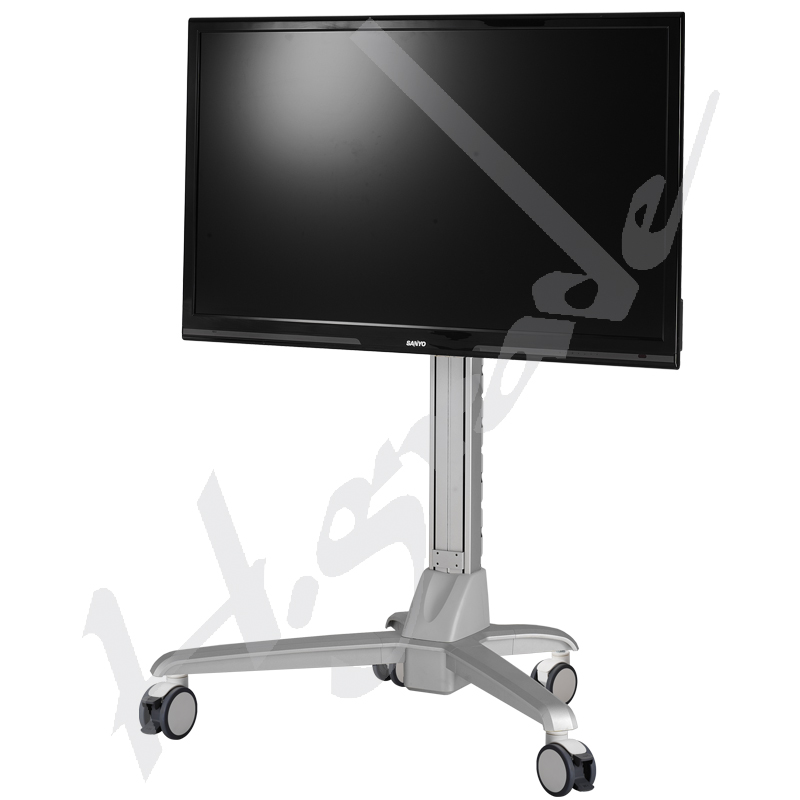 Conference Mobile Display Trolley Cart