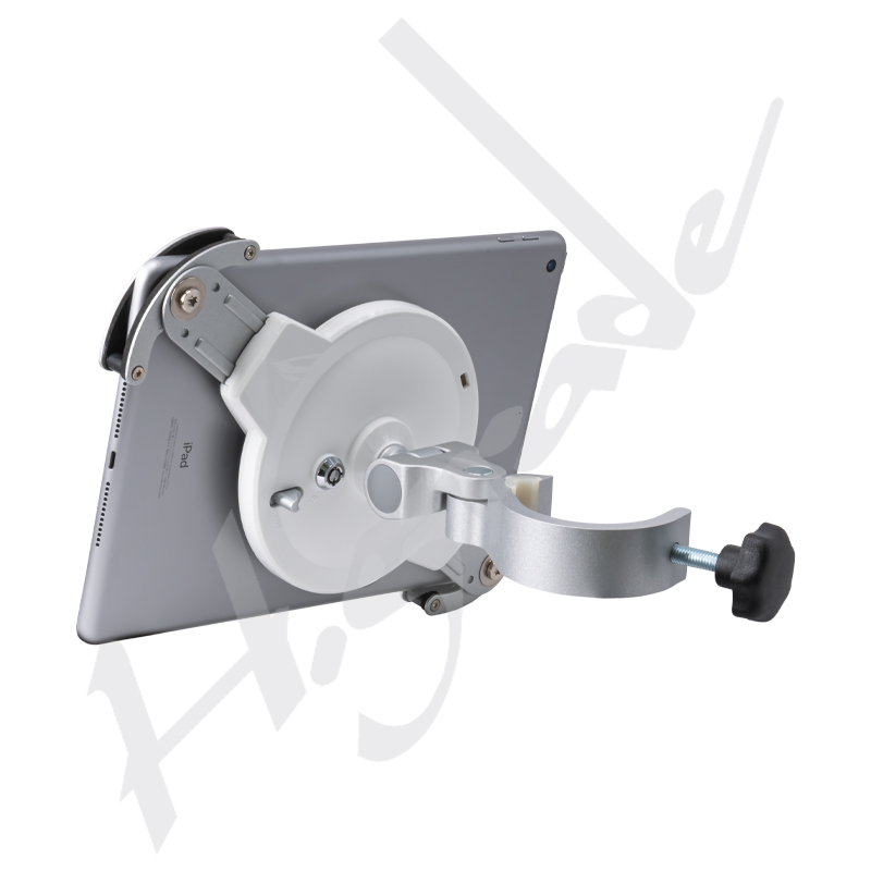 Tablet hinge adaptor for Tube on roll Stand-APH100